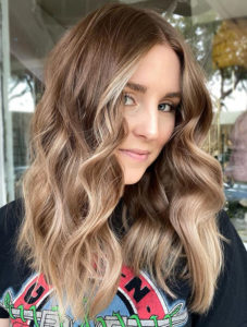 Warm Beige Blonde Hair Color Shades for Women in 2021