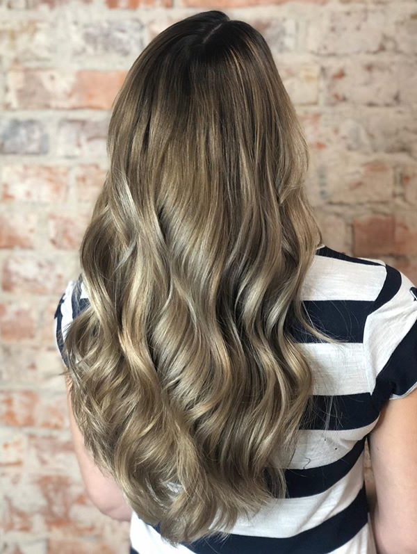 Best Ashy Balayage Hair Colors and Hairstyles for Women in 2021