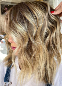 Fresh Golden Blonde Hair Colors and Hairstyles for 2021