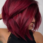 Growing out Short Pixie Red Haircuts for Women in 2020