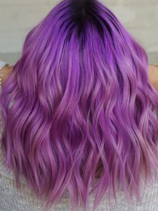 Unique Shades Of Purple Hair Colors for Women to Show Off in 2020