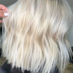 Latest Platinum Blonde Hair Colors and Hairstyles for Women in 2021