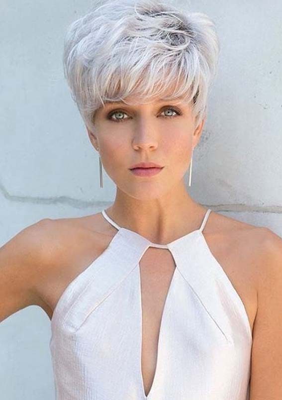 Sensational Pixie Haircuts for Ladies to Show Off in 2021