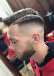 Side Parted Men Haircuts for Short Hair You Must Wear in 2020