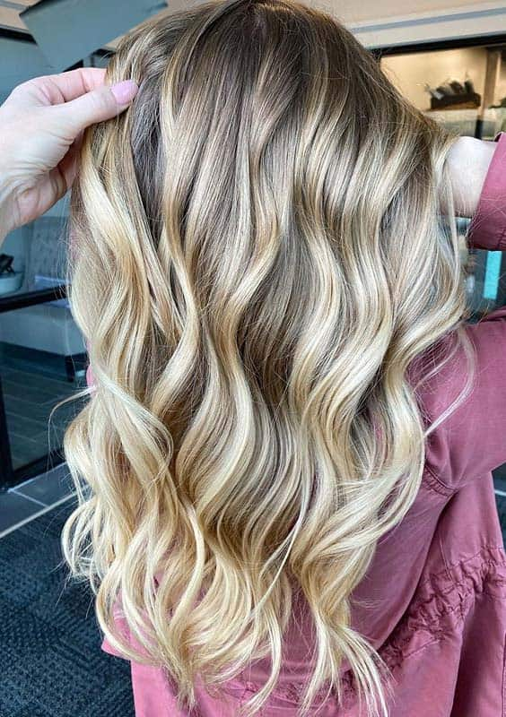 Speechless Balayage Highlights for Long Hair Styles in Year 2020