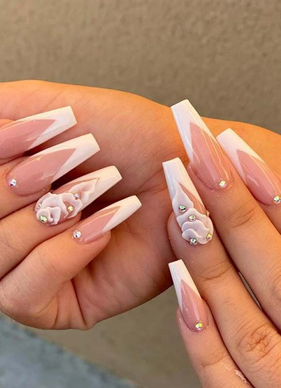 Amazing Nail Arts and Designs to Sport in Year 2020