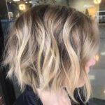 Awesome balayage and textured bob haircuts in 2021