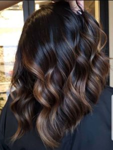 Modern Brunette Balayage Hair Colors to Show Off in 2020