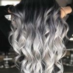 Smokey Blonde Hair Colors with Dark Roots to Try in Year 2020