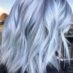 Smokey Blue Hair Color Ideas to Try in Year 2020