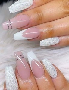Stunning Long Nail Arts and Designs to Wear in 2021