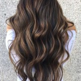 32 Flattering Brunette Balayage Highlights in 2021