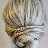44 Pretty Bridal Updo Hairstyles Ideas for 2021