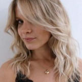 28 Stunning Long Blonde Layered Hairstyles in 2021