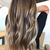 28 Adorable Balayage Highlights for Fashionable Women 2018