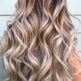 18 Beautiful Buttercream Balayage Highlights Inspirations for 2021