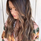 33 Famous Chocolate Brown Hair Color Ideas for 2021