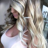 46 Gorgeous Bright Blonde Hair Color Trends for 2021