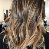 33 Awesome Milky Way Brunette Balayage Long Waves for 2021