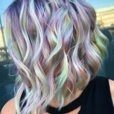 59 Amazing Rainbow Baby Hair Colors & Highlights to Sport in 2021