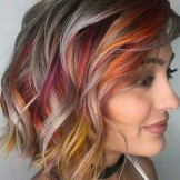 62 Tremendous Colors for Short to Medium Haircuts in 2021