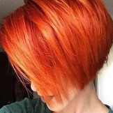 61 Wonderful Short Red Haircuts for Women 2018