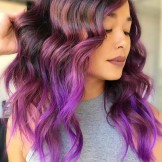 51 Best Ideas Of Purple Hair Color Trends for 2021