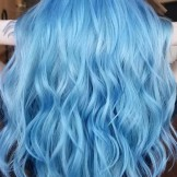 31 Gorgeous Bright Blue Hair Color Ideas for 2021