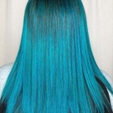 22 Favorite Blue Hair Color Shades for Women Nowadays