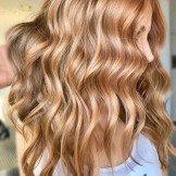 60 Gorgeous Golden Long Waves Hairstyles for 2021