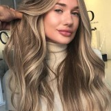 20 Gorgeous Sandy Blonde Hair Long Hairstyles in 2021