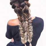 32 Hottest Fishtail Braids to Show Off in 2021