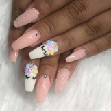 42 Gorgeous Light Pink Nail Designs & Images for 2021