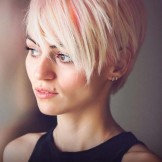 42 Best Pastel Pink Colors for Short Pixie Haircuts in 2021