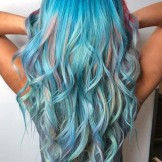 41 Fabulous Pulp Riot Hair Colors with Blue Highlights in 2021