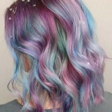 12 Sensational Pastel Hair Colors & Hairstyles to Try in 2021
