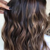 21 Bold Brunette Balayage Hair Color Highlights in 2021