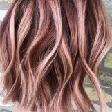 32 Gorgeous Rose Gold Hair Color Ideas for 2021
