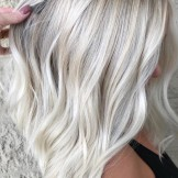 65 Gorgeous Ice Blonde Hair Color Trends for 2021