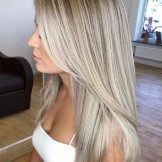 41 Perfect Blends Of Blonde Balayage Hair Colors for 2021