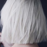 54 Popular Platinum Blonde Hair Color Styles for 2021