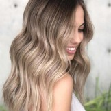 33 Eye-catching Sandy Blonde Hair Color Ideas in 2021