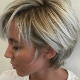 70 Best Short Ash Blonde Hairstyles for Women 2018