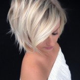 51 Alluring Short Blonde Haircuts for Women 2018