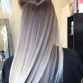 Blissful Balayage Hair Color Shades for Women 2018