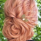 Stunning Bridal Updo Hairstyles for Women 2018