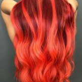 Hottest Fiery Red Hair Color Ideas for Women 2018