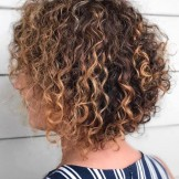 Amazing Naturally Short Curly Bob Hair Looks in 2021