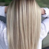 Modern Looking Straight Blonde Hair Styles for 2021