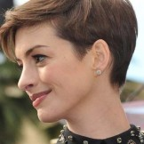 Hottest Celebrity Short Pixie Haircuts for 2021